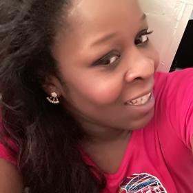 photo of aminah washington