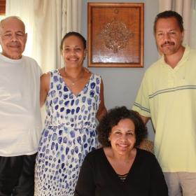 proctor family photo